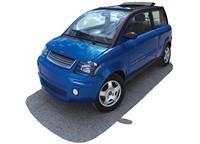 zenn electric car