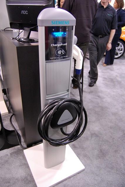 level 2 electric car charger