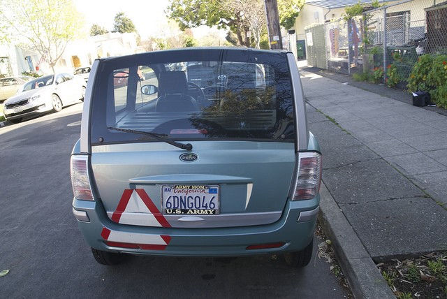 zenn electric car butt