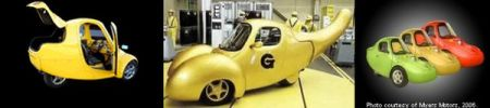 Sparrow electric cars