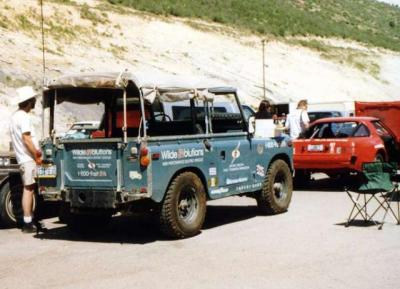 Wilde EVolutions 71 Land Rover 4x4 Conversion