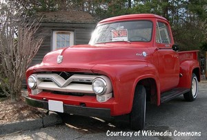 1955 Ford F-100 for Electric Conversion?
