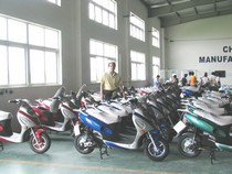 Falcon EV factory