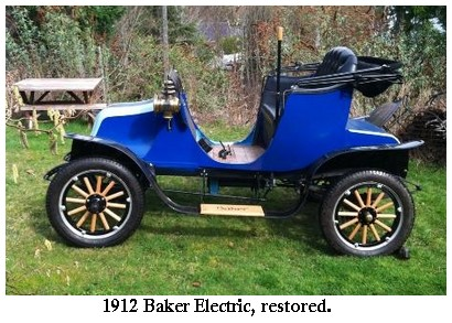 Interview With A Baker Electric Car Owner Art S