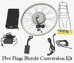 bicycle conversion kit