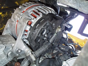 Can an Alternator Power an Electric Car