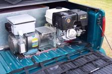 Portable Generator Hybrid - Vehicule Vert