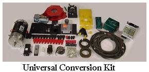 universal electric car conversion kit