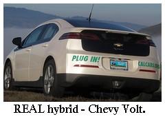 chevy volt hybrid