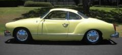 Doug Teeple's '72 Karmann-Ghia