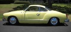 Doug Teeple's '72 Karmann-Ghia