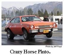 crazy horse pinto