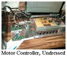 motor controller guts