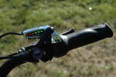 electric bicycle throttle