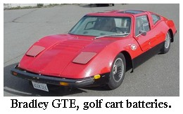 electric bradley GTE
