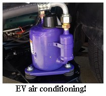 EV air conditioning