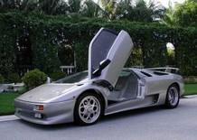 World Class Exotics' Diablo Kit Car
