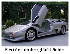 electric diablo