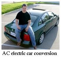 electric vw passat conversion