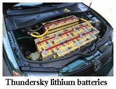 ev passat batteries
