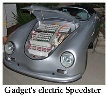 Gadget's speedster