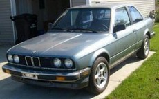 Charles Woltman's '87 BMW 325 conversion