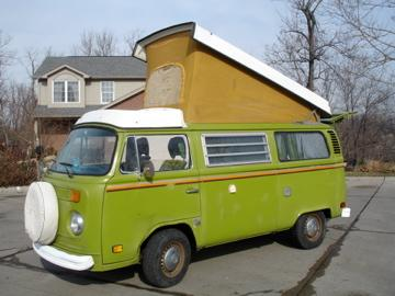 Westfalia EV conversion