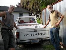 nicad electric volkswagen truck