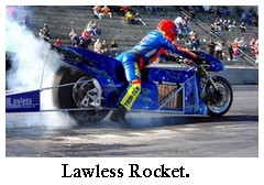 lawless rocket