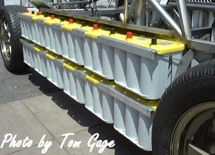 Optima Yellow Top EV Battery Bank