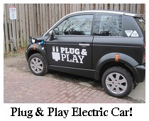 plug and play EV!
