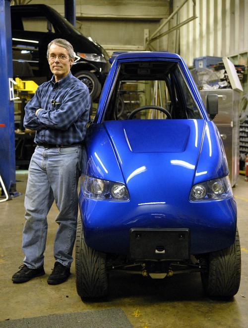 Rick Woodbury President Of Commuter Cars In Spokane That Builds The Tango Electric Car Talked With Me A Little About Newest Version