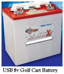 8 Volt Golf Cart Battery: The Top Six