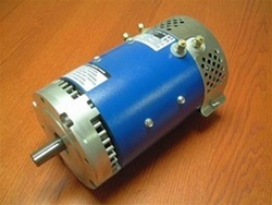 DC motor for your Electric Civic