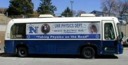 University of Nevada's Big Bus Conversion