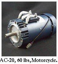 HPEVS AC-20 motor