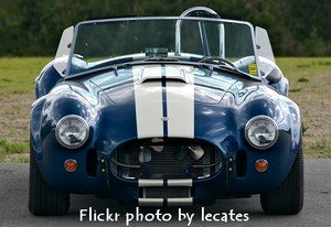 Which electric car motor is best for a Cobra?