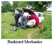 backyard mechanics