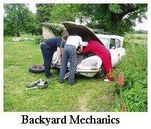 backyard mechanics