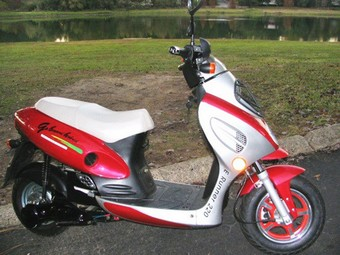 High-Quality Scooter with NiMH batteries
