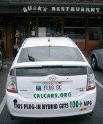 CalCars plug-in hybrid
