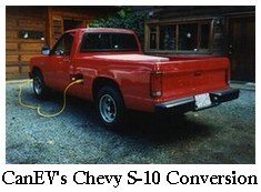 canev chevy s-10 conversion