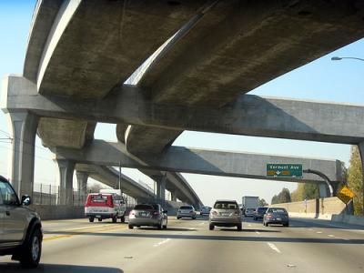 LA Freeway Commute