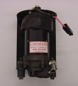 Canadian Electric Vehicles' Power Steering Kit