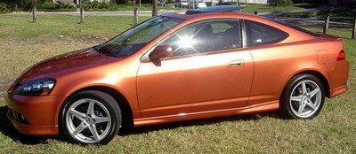 This Acura RSX might be an electric car!