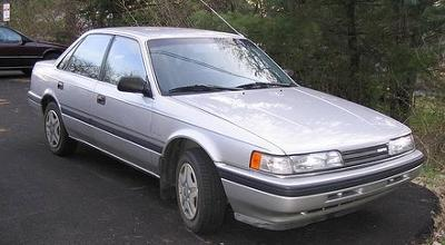 Mazda 626: Good Candidate for EV Conversion?