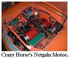 crazy horse motor