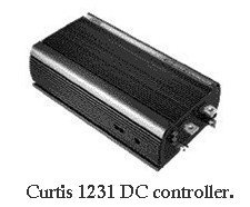 Curtis 1231 DC motor controller