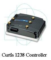 Curtis 1238 AC motor controller