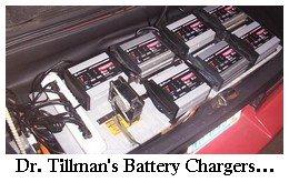 Tillman charger
